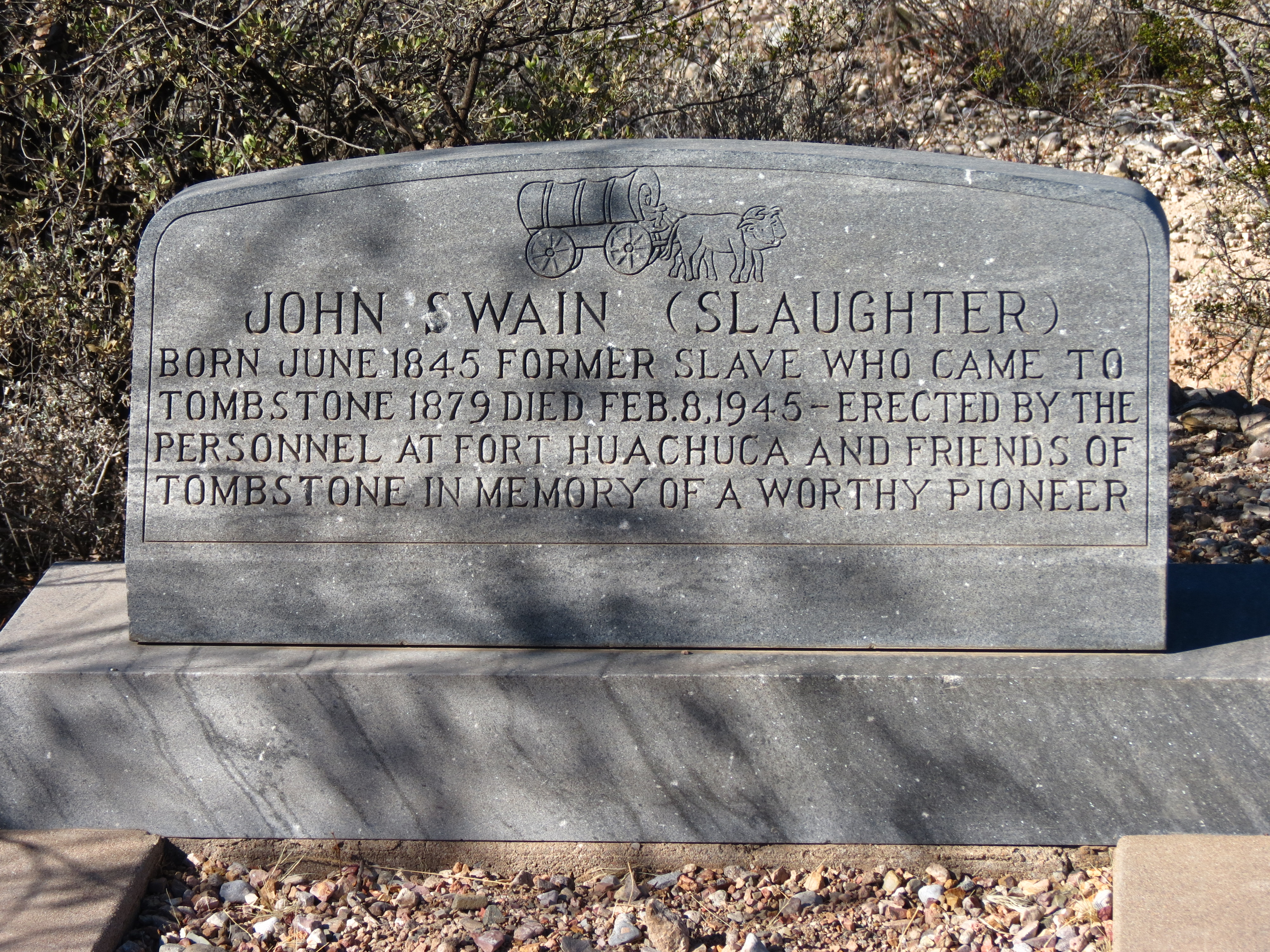 Boothill Graveyard Tombstone And Fairbank Tiger Tales