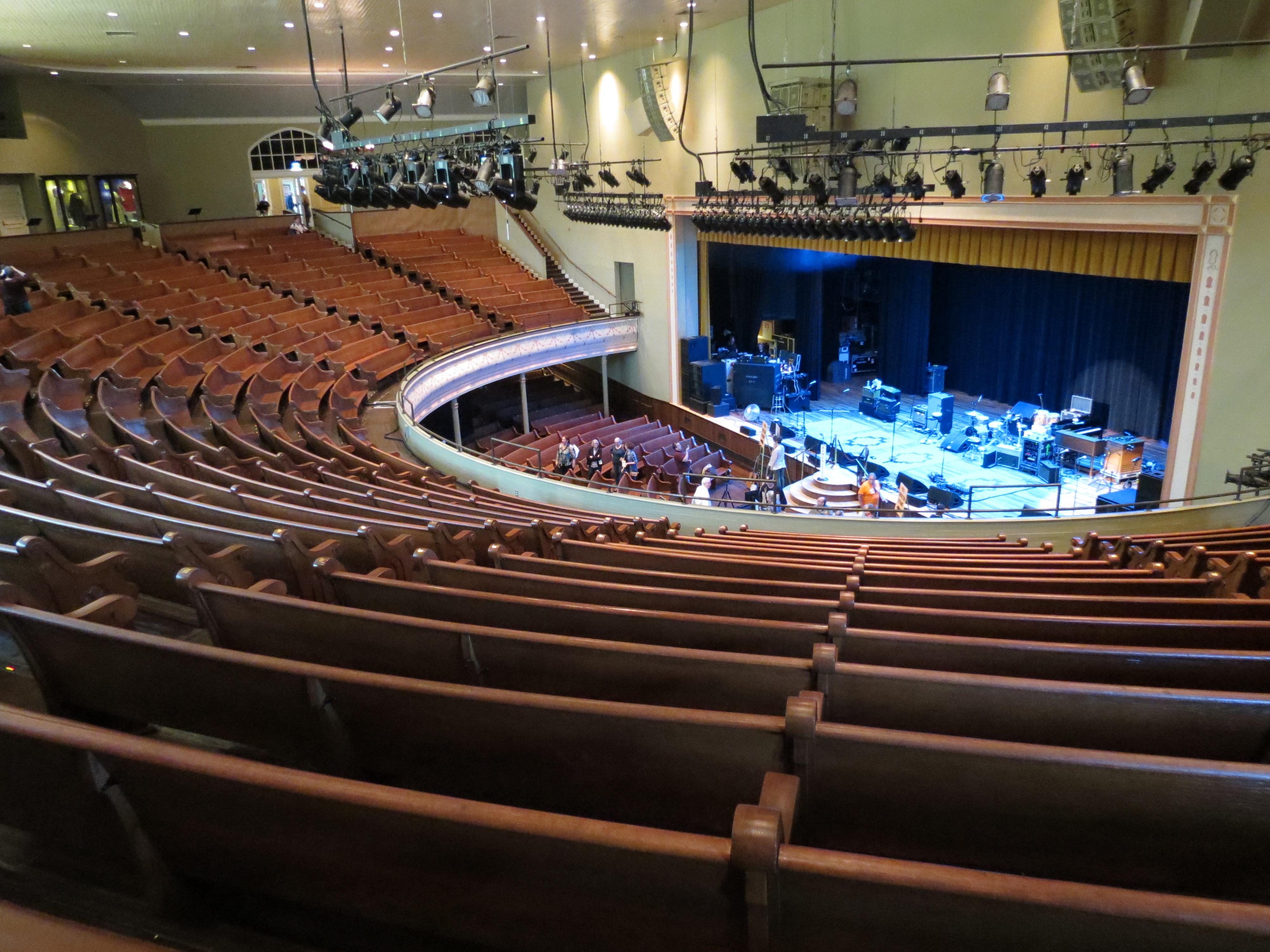 Nashville Ryman Auditorium Country Music Hall Of Fame