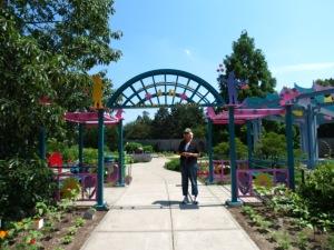 Children's 4-H Garden
