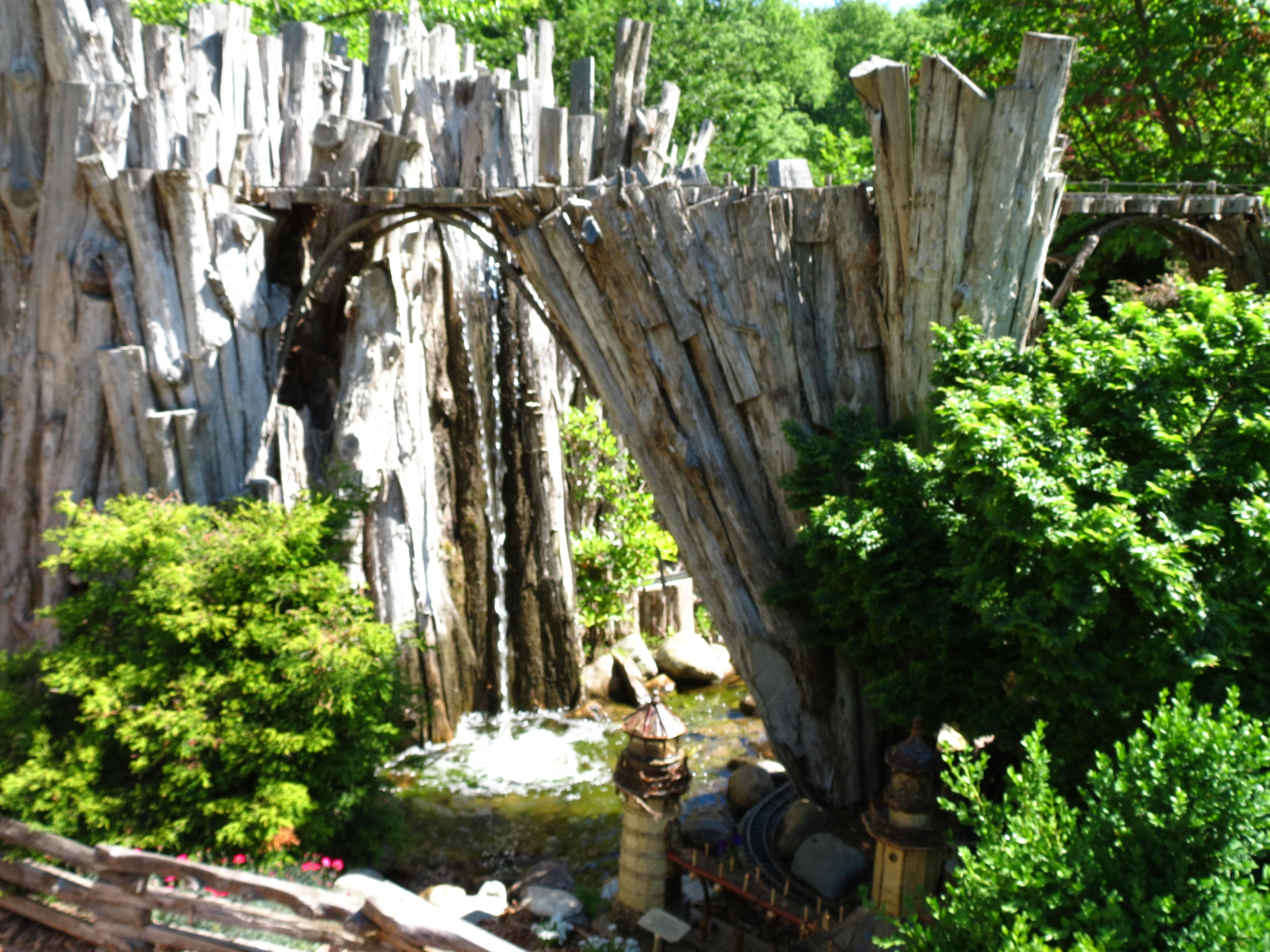 Fernwood Botanical Garden And Nature Preserve Tiger Tales