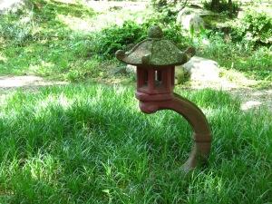 Japanese Garden structure