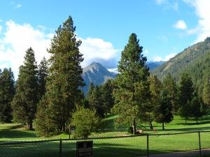 View from Leavenworth WorldMark condo