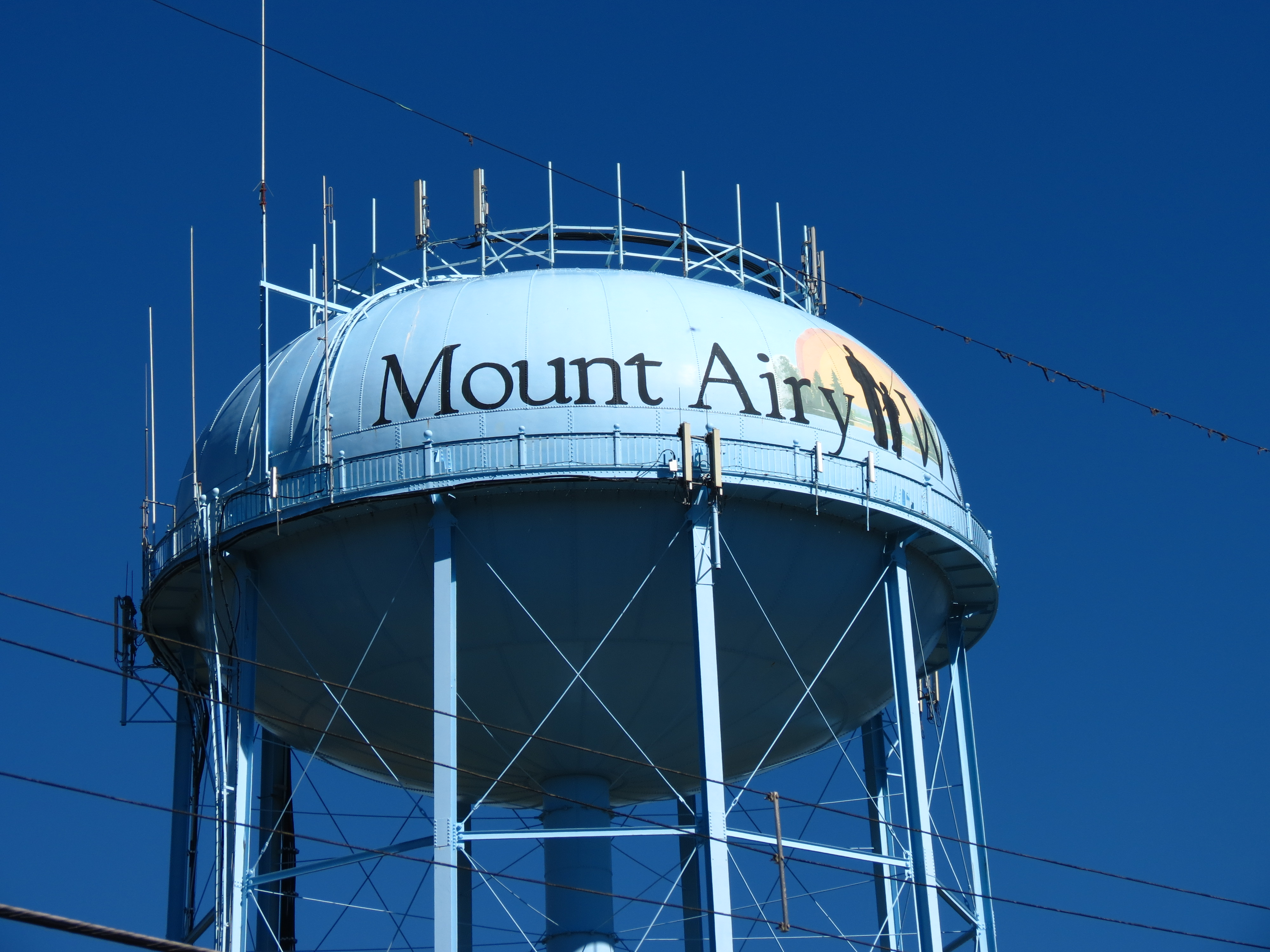 Mount Airy Nc And Andy Griffith Tiger Tales