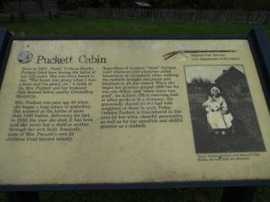 Pucket Cabin
