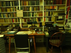 Lilian's office