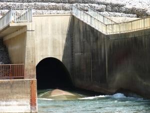 Nolan spillway 3