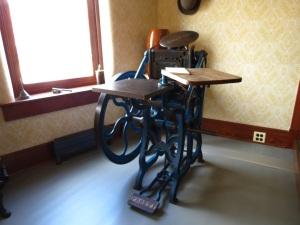 printing press 2