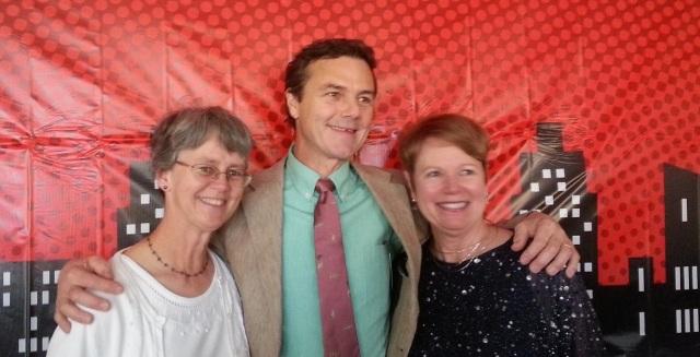 Trish, my brother Don, my sister Lynn