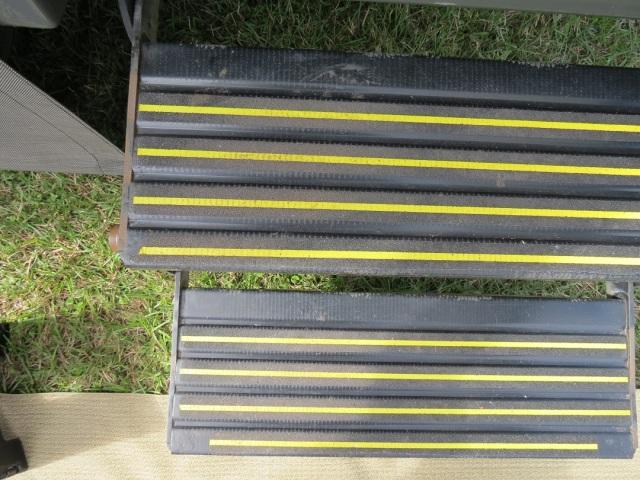 Our steps after John sanded them.