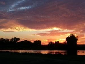 sunset 9-28