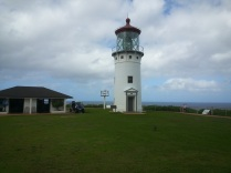 Kilauea Lighthouse, recently renovated.