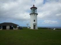 Kilauea Lighthouse, recently renovated.