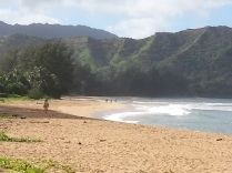 Hanalei Bay...Puff the Magic Dragon lived by the sea...