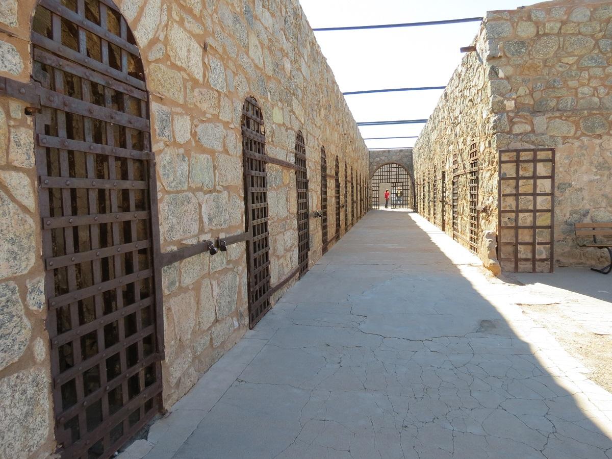 Yuma Territorial Prison And Arizona Marketplace Tiger Tales