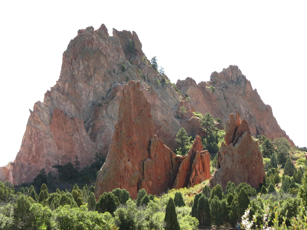 Garden Of The Gods And Florissant Fossil Beds National